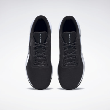 Men Training Black Nanoflex TR Shoes