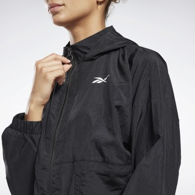Giacca MYT Woven Nero Donna Fitness & Training