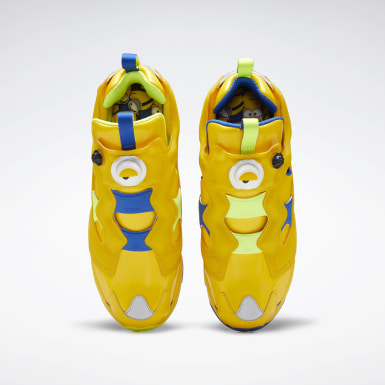 Classics Minion Instapump Fury Shoes Gelb