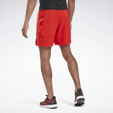 Men Running Running Essentials 7-Inch Woven Shorts