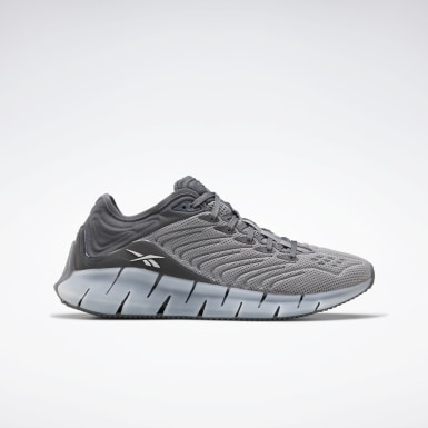 Men Lifestyle Grey Zig Kinetica Shoes