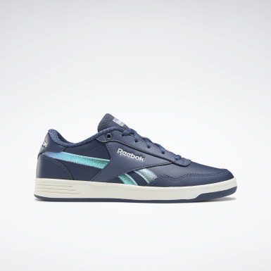 Women Classics Blue Reebok Royal Techque T Shoes