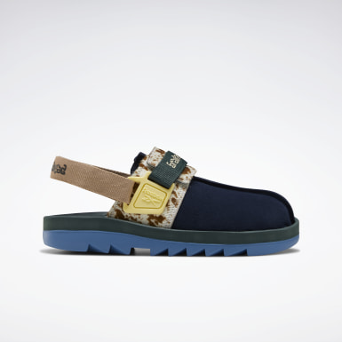 Classics Blue Brain Dead Beatnik Sandals