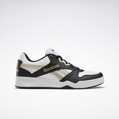 Mænd Classics Black Reebok Royal BB4500 Low 2 Shoes