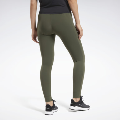 Women Training Green Lux 2 Leggings