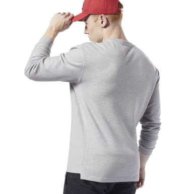Felpa Training Essentials Twill Crew