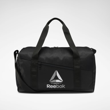 Fitness & Training Black Training Essentials Grip Duffel Bag