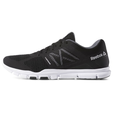 Men Training Black Yourflex Trainette 11 Men's Training Shoes