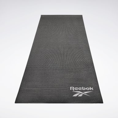 Studio Black Yoga Mat - 0.15""