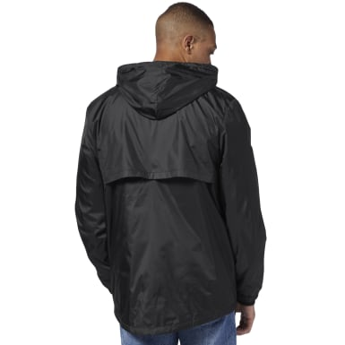 Men Classics Black Classics Vector Windbreaker