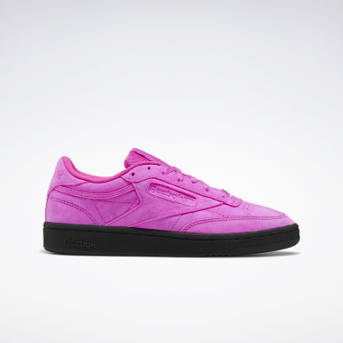 Women Classics Pink Club C Shoes