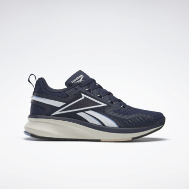 Women Running Blue Reebok Fusium Run 2 Women's Running Shoes