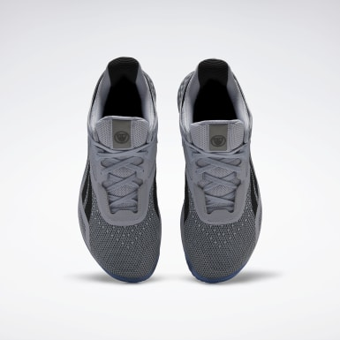 Mænd Cross Training Grey Nano X Hero Shoes