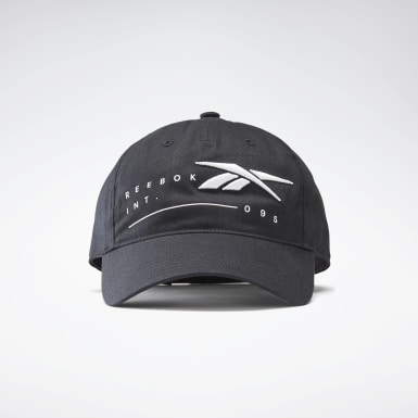 Training Black Tech Style Dad Cap