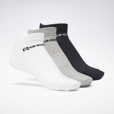 Cross Training Grey Active Core Low-Cut Socks 3 Pairs