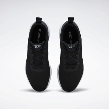 Men Walking Black Reebok PennyMoon Men's Shoes