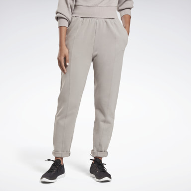 Women Yoga Grey Studio Knit Pants