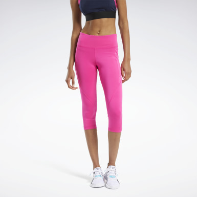 Women Fitness & Training Workout Ready Pant Program Capris