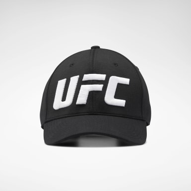 Fitness & Training UFC Logo Baseball Hat Schwarz