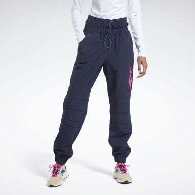 Women Fitness & Training Blue MYT Pants