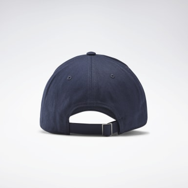 Casquette Active Foundation Badge Bleu Running