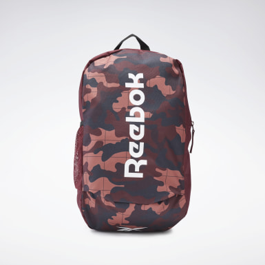 Training Burgundy Active Core Graphic Backpack
