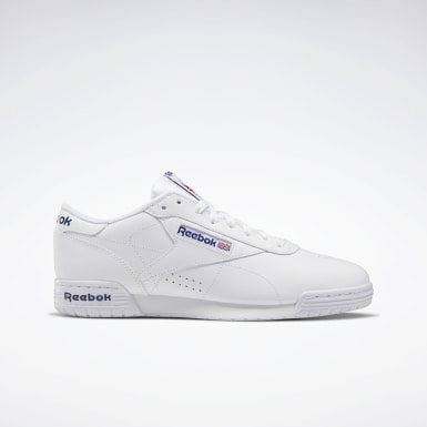 Men Classics White Ex-O-Fit Clean Logo INT
