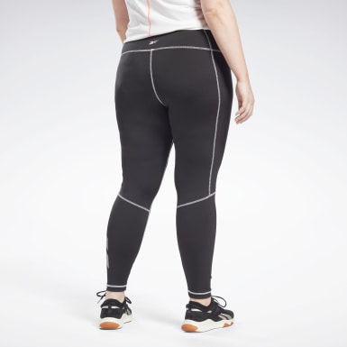 Legging Workout Ready Vector (Grande taille) Noir Femmes Yoga