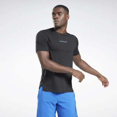 T-shirt Speedwick Move Noir Hommes Fitness & Training