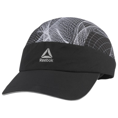 Running Graphic Perforated Cap