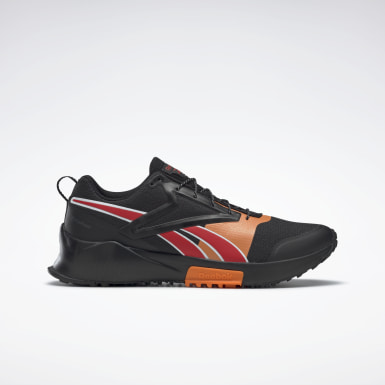 Men Trail Running Black Lavante Trail Shoes