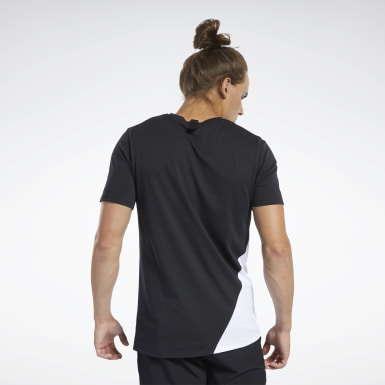 Men Fitness & Training Black Archive Evolution Tee