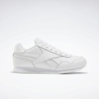 Kids Classics White Reebok Royal Classic Jogger 3 Shoes