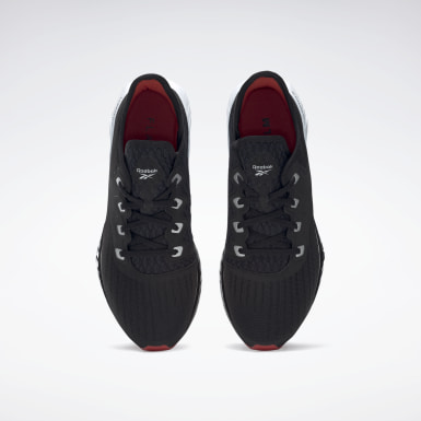 Men Running Black Reebok Flashfilm 2.0 Shoes