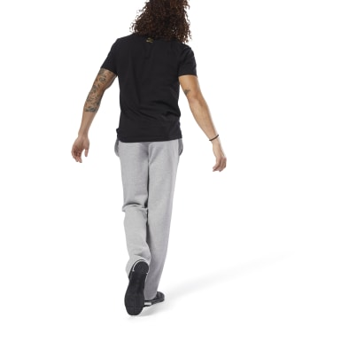 Training Essentials Fleece Open Hem Pants