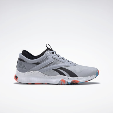 Men HIIT Grey Reebok HIIT Shoes