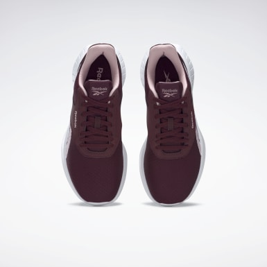 Women Running Burgundy Reebok Lite 2 Shoes