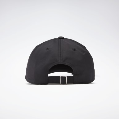 Running Black Foundation Cap
