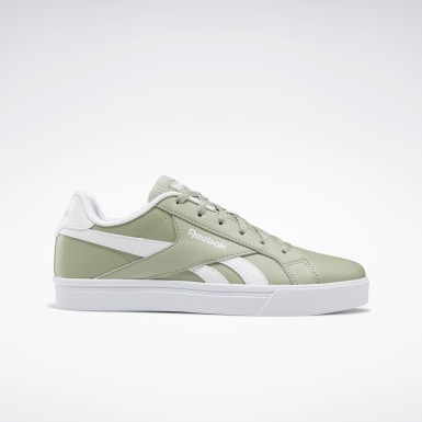 Women Classics Grey Reebok Royal Complete 3 Low Shoes