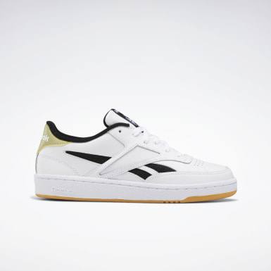 Women Classics White Club C Revenge Mark Women's Shoes