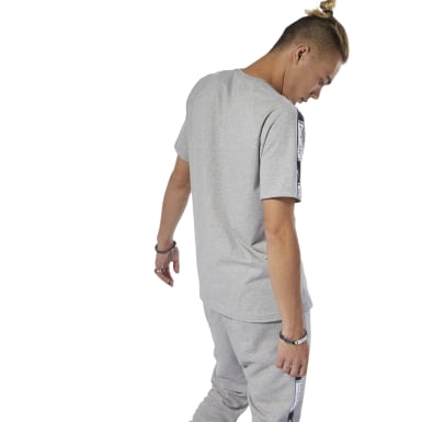 Men Classics Grey Classics Taped Tee