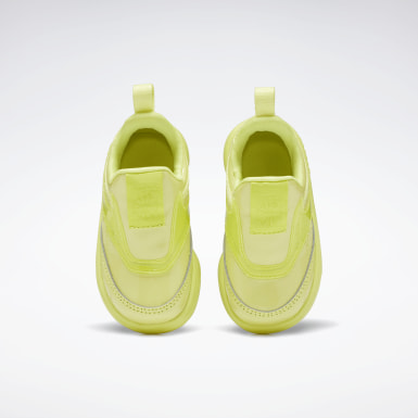 Boys Classics Yellow Club C Cardi Slip on III Shoes - Toddler