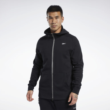 Худи Reebok Legacy Full-Zip