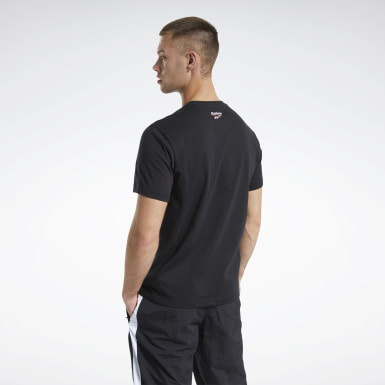 Classics Black Classics B-ball Court Tee