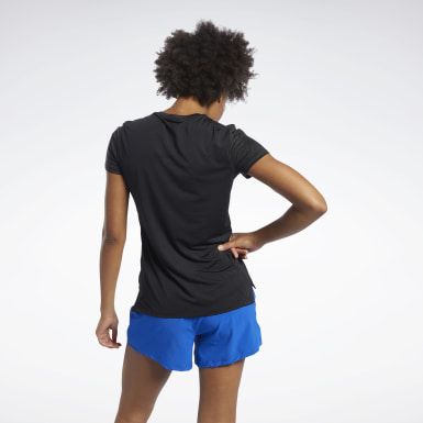 Women Training Black SmartVent Tee