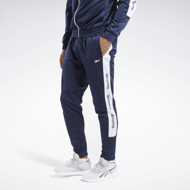 Mænd Fitness & Training Blue Training Essentials Track Pants