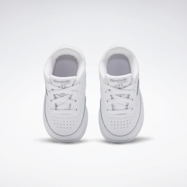 Boys Classics White Club C Shoes