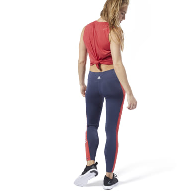 Training Essentials Linear Logo Tights