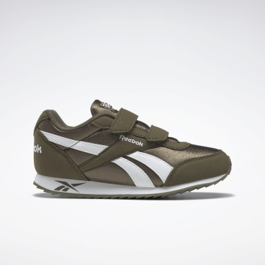 Boys Classics Green Reebok Royal Classic Jogger 2 Shoes