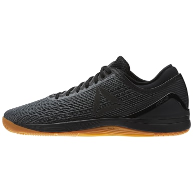 Men Training Black Reebok Nano 8 Flexweave® Men's Shoes